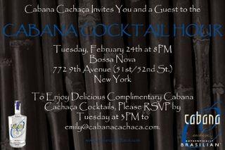 Cabana_event